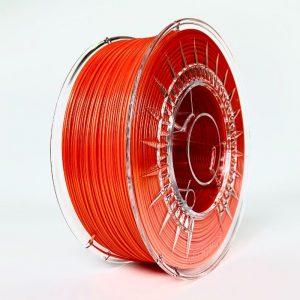 PETG filament | Tmavo oranžový | Devil Design 1.75 1kg