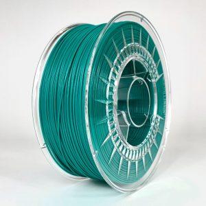 PETG filament | Emerald Zelený | Devil Design 1.75 1kg