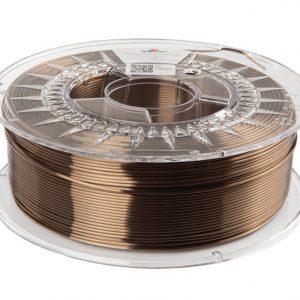 SILK PLA filament | Škoricovo Bronzový | Spectrum filaments 1.75 1kg