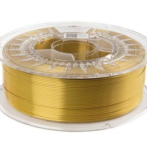 SILK PLA filament | Glorious Zlatý | Spectrum filaments 1.75 1kg