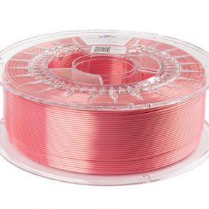 SILK PLA filament | Ružovo Zlatý | Spectrum filaments 1.75 1kg