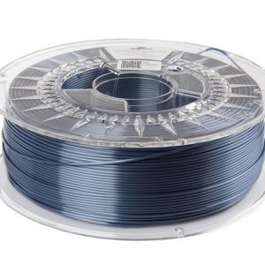 SILK PLA filament | Sapphire Blue | Spectrum filaments 1.75 1kg