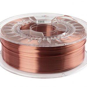 SILK PLA filament | Spicy Medený Bronzový | Spectrum filaments 1.75 1kg