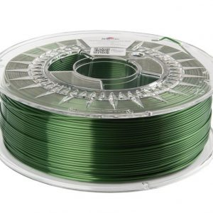 SILK PLA filament | Tropická zelená | Spectrum filaments 1.75 1kg