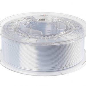 SILK PLA filament | Hliníkovo strieborný | Spectrum filaments 1.75 1kg