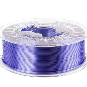SILK PLA filament | Amethyst fialový | Spectrum filaments 1.75 1kg