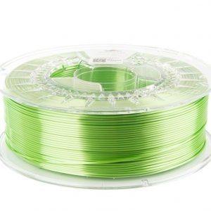 SILK PLA filament | Jablkovo zelený | Spectrum filaments 1.75 1kg