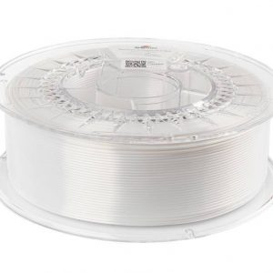 SILK PLA filament | Perlový biely | Spectrum filaments 1.75 1kg