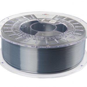 SILK PLA filament | Sterling Strieborný | Spectrum filaments 1.75 1kg