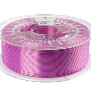SILK PLA filament | Taffy Ružový | Spectrum filaments 1.75 1kg